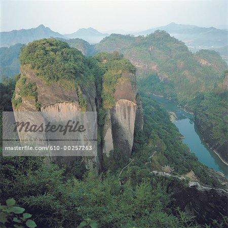 Mt. Wuyi