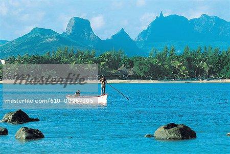 Mauritius, Pointe aux piments