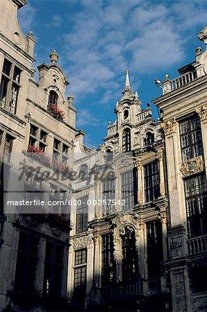 Belgium, Brussels, Grand Place