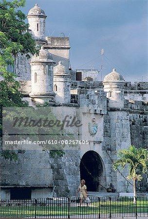 Cuba, Havana, fortress of True Strengh
