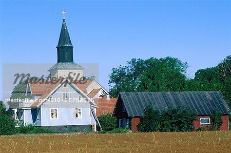 Sweden, Öland, Möckleby