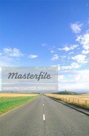 Scotland, Stonehaven vicinity