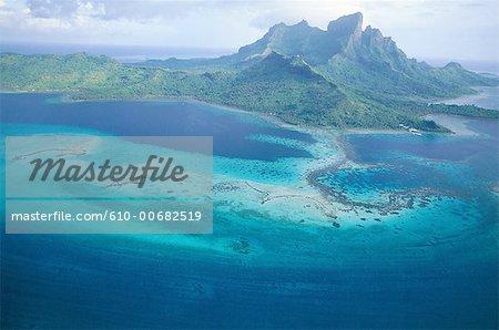 French Polynesia, Bora Bora