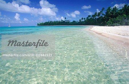 French Polynesia, Tuamotus, Rangiroa