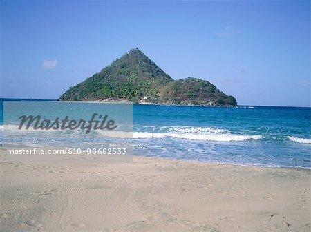 Grenada, Leeward islands, Grenada, Levara national park.