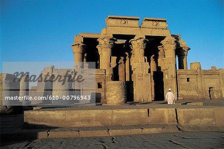 Egypt, Kom Ombo temple.