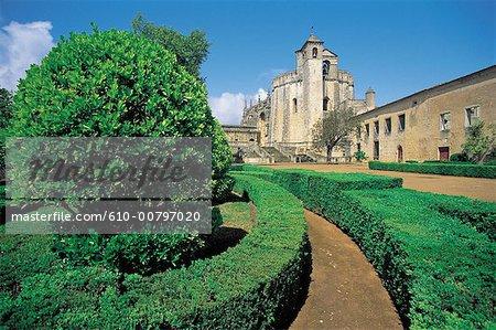 Portugal, Tomar, convent of Christ, Templars church
