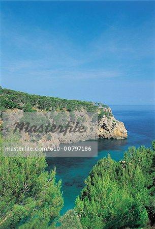 Spain, Balearic islands, Majorca.