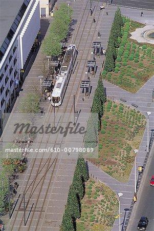 France, Pays de la Loire, Nantes, tramway