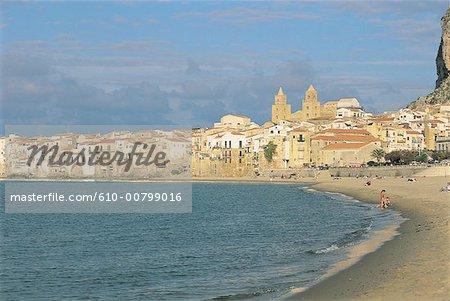 Italy, Sicily, Cefalu
