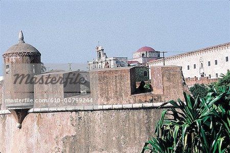 Dominican republic, Santo Domingo, la ciudad colonial