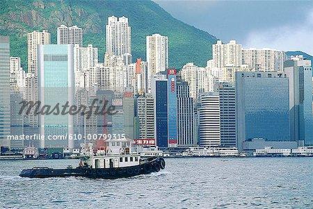 China, Hong Kong, Wanchai.