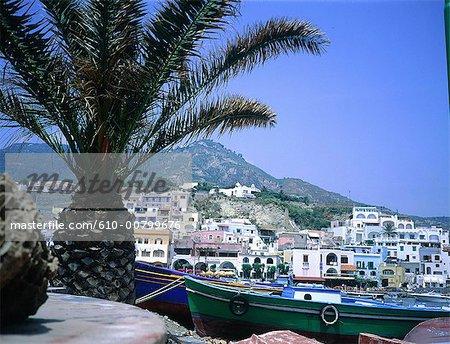 Italy, Campania, Naples, Ischia