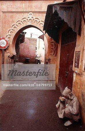 Morroco, Marrakech, medina