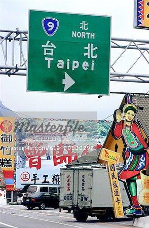 China, Taiwan, Taipei