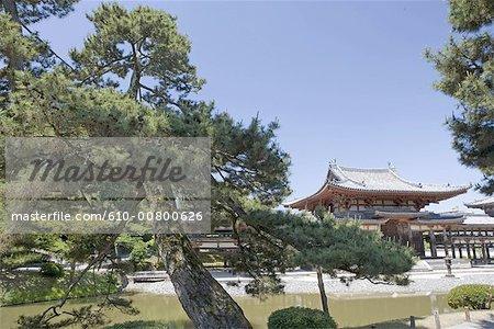 Japan, Kyoto, Uji, Biyodo-in temple