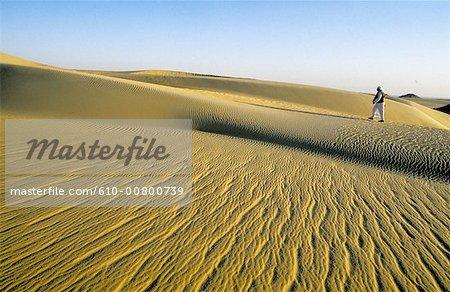 Egypt, Libyan desert