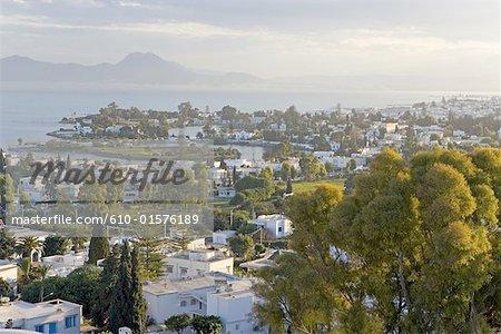 Tunisia, Carthage, general view