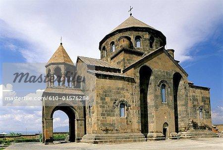 Armenia, Etchmiadzine, Ste Hripsime church