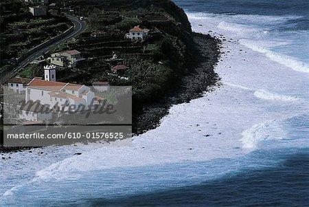 Portugal, Madeira, Sao Vincente, Punta Delgada