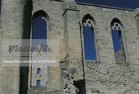Estonia, Tallinn, convent of Saint Bridget