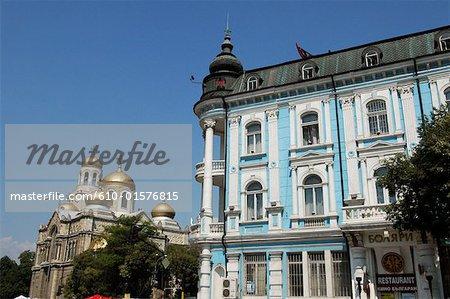 Bulgaria, Varna, Assumption Cathedral