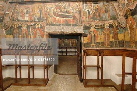 Bulgaria, Arbanasi, Church of the Nativity
