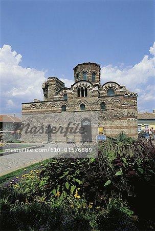 Bulgaria, Nesebar, Church of Christ Pantocrator