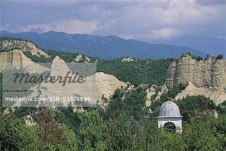 Bulgaria, Rozhen, monastery
