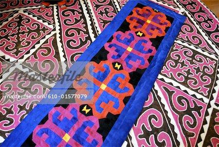 Kyrgyzstan, Kyrgyz carpet