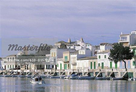 Spain, Balearic Islands, Majorca, Porto Colom