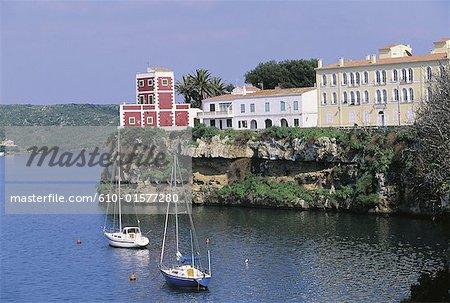 Spain, Balearic Islands, Minorca, Es Castell
