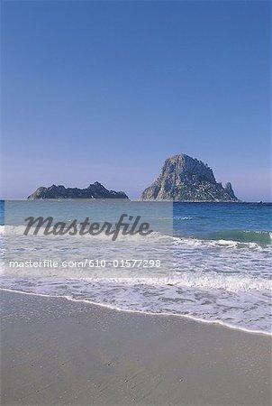 Spain, Balearic Islands, Ibiza, Isla Vedra