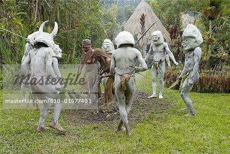 Indonesia, Papua, Papuans