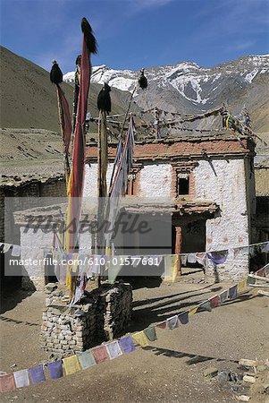 India, Jammu and Kashmir, Ladakh, Dat Monastery