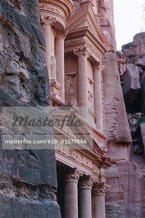 Jordan, Petra, al Khazneh