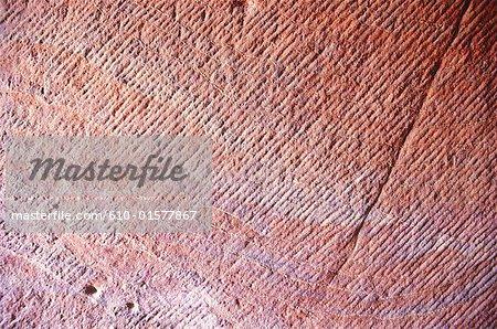 Jordan, Petra, Nabataean tombs, rock