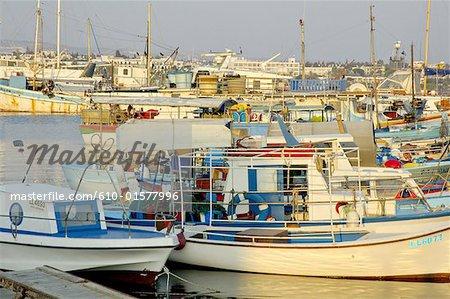 Cyprus, Paphos, harbour