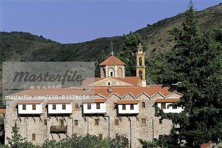 Cyprus, monastery of Machairas