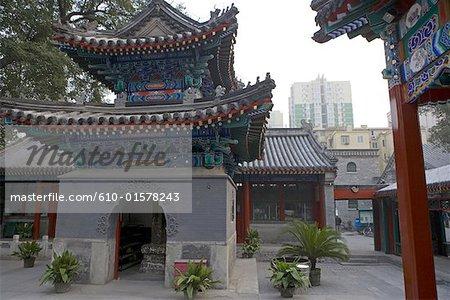 China, Beijing, Niujie mosque