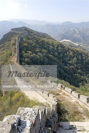 China, near Beijing, Shuiguan, the Great Wall