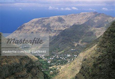 Spain, Canary Islands, La Gomera, Valle Gran Rey