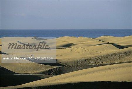 Spain, Canary Islands, Gran Canaria, Maspalomas
