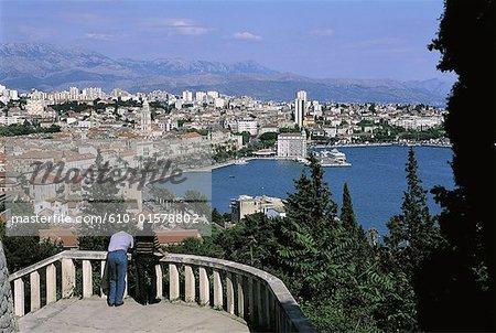 Croatia, Dalmatia, Split