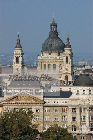 Hungary, Budapest, Saint Stephen's Basilica