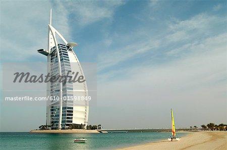 United Arab Emirates, Dubai, Burj Al Arab Hotel