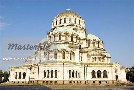 Bulgaria, Sofia, Alexander Nevsky Cathedral