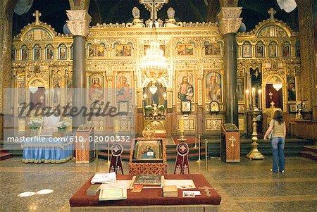 Bulgaria, Sofia, Alexander Nevsky Cathedral, indoor