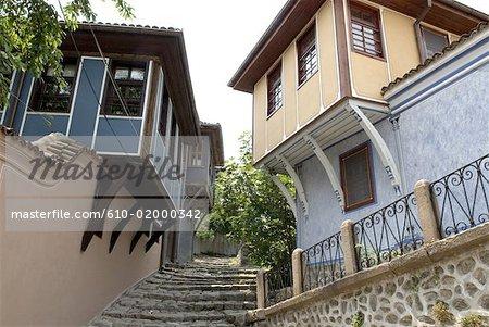Bulgaria, Plovdiv, old city