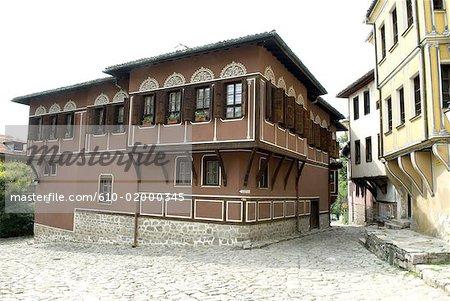 Bulgaria, Plovdiv, old city, Balabanov house